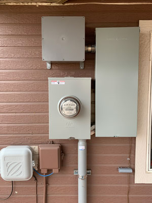 Electrical Service Panel Upgrade/Replacement